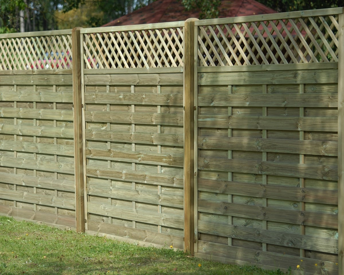 Fence panels archives eastern fencing timber supplies ltd wels fence panel wels fence panel baanklon Images